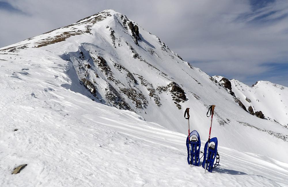 snowshoeing mountain trek bulgaria