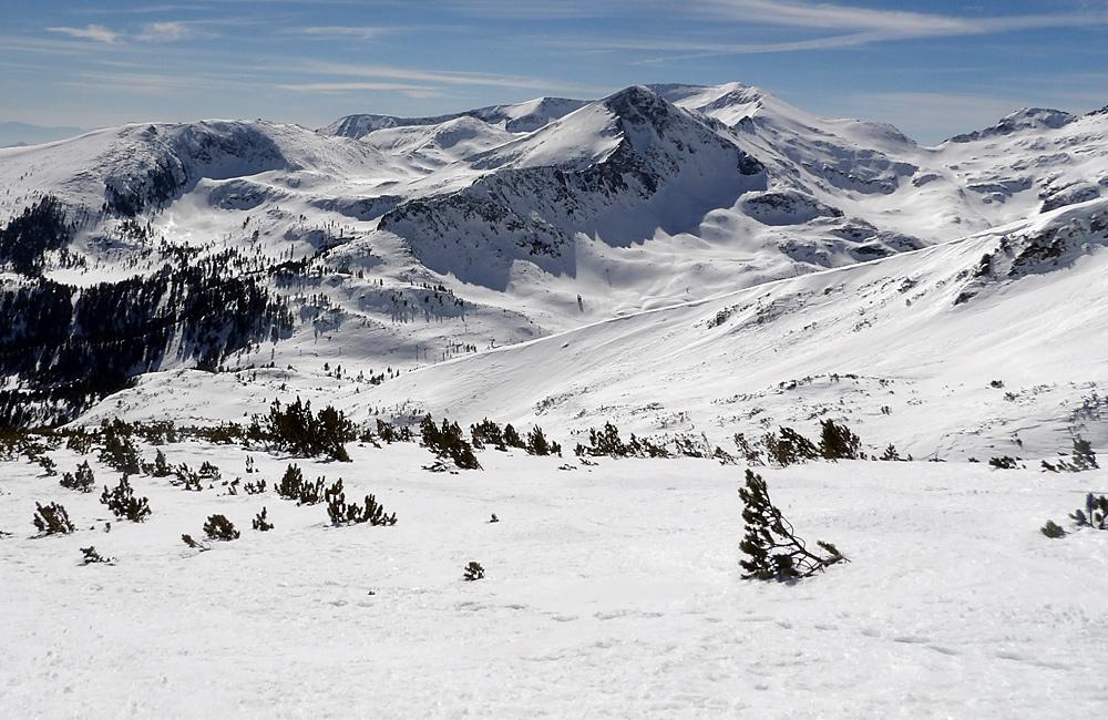 bulgaria snowshoe tour