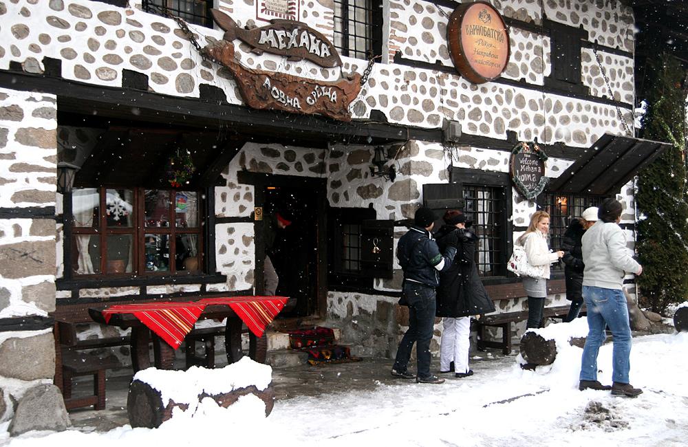 ski touring and backcountry skiing in bulgaria