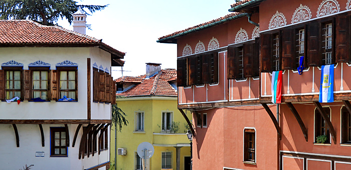 sightseeing tour of plovdiv