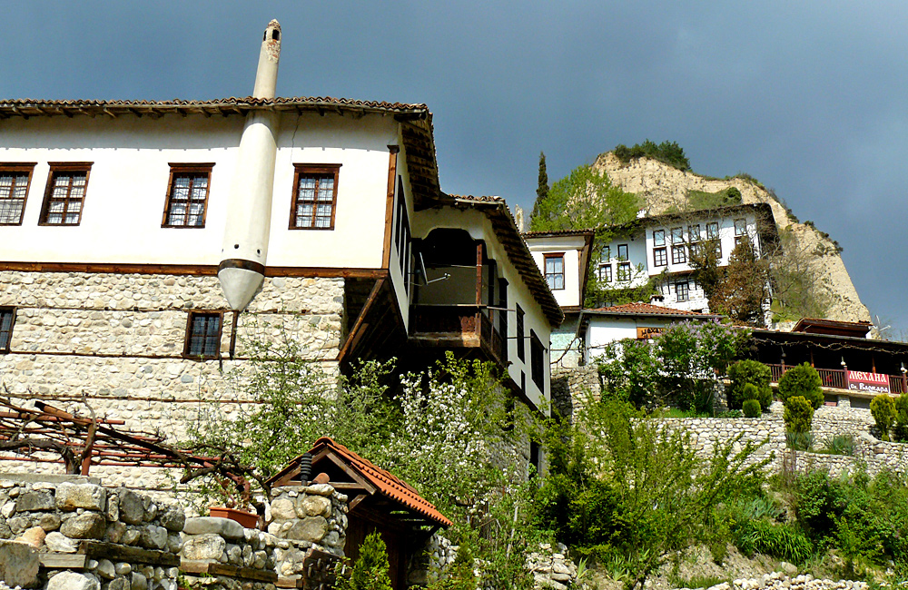 culture and history sightseeing tour of bulgaria, melnik