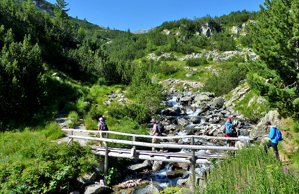 trekking tours in bulgaria