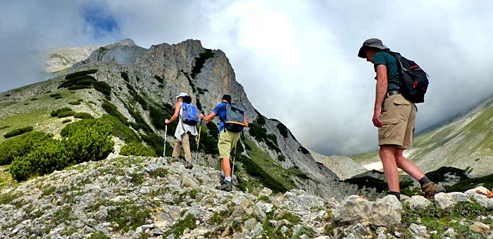 the grand balkans circle self-guided hiking tour, bulgaria