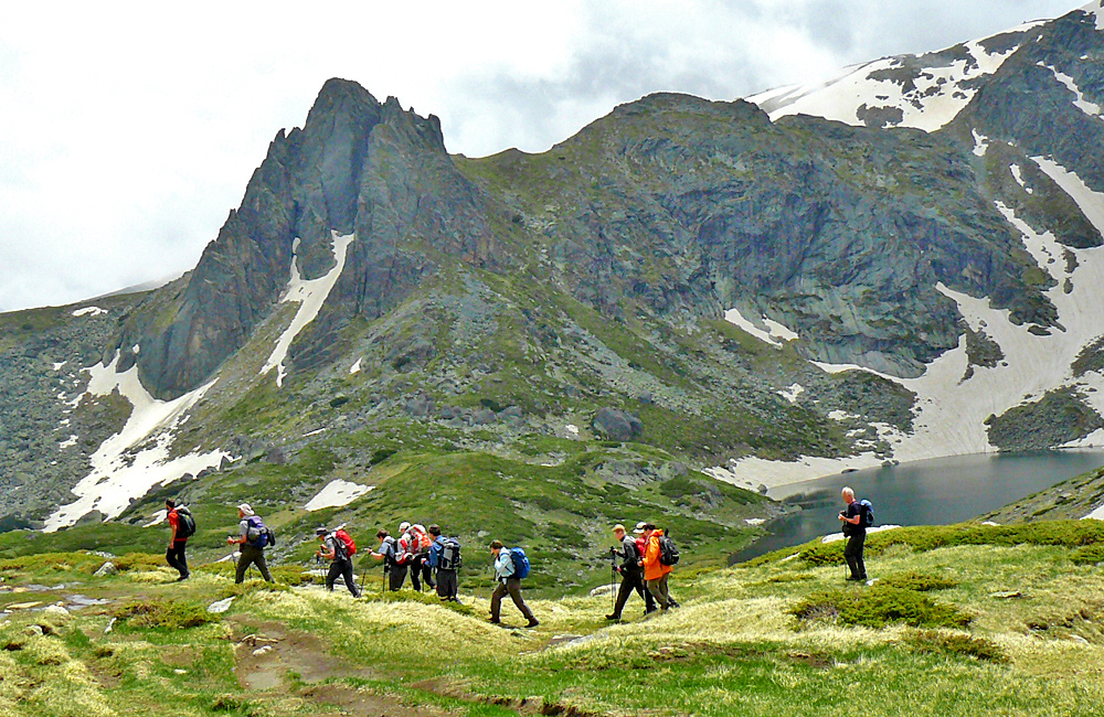 rila mountains hiking and trekking tours, bulgaria