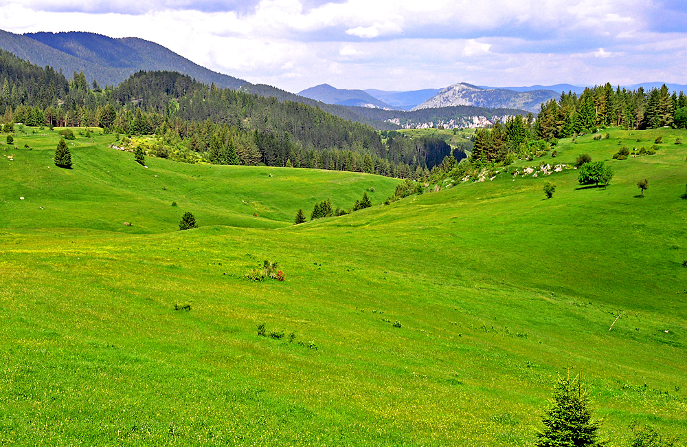 rhodope mountains hiking and trekking tours, bulgaria