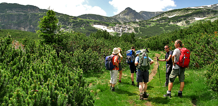 hiking and culture tour of bulgaria