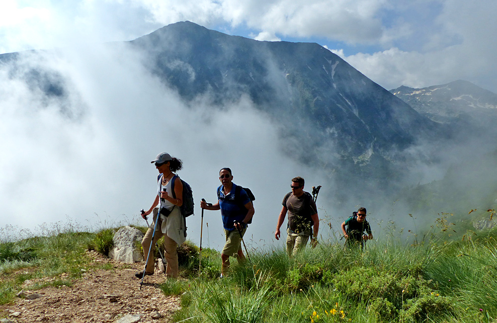 mountain hiking and trekking tours, bulgaria
