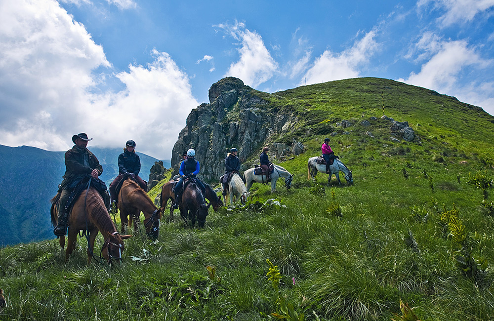 horseriding holidays in bulgaria