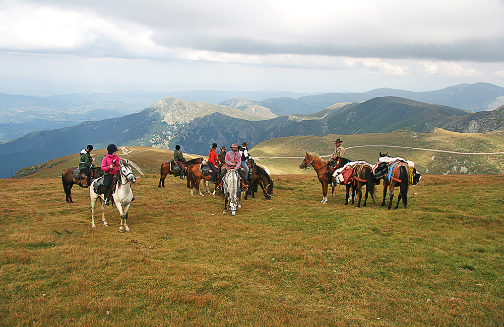 equestrian vcacations in bulgaria