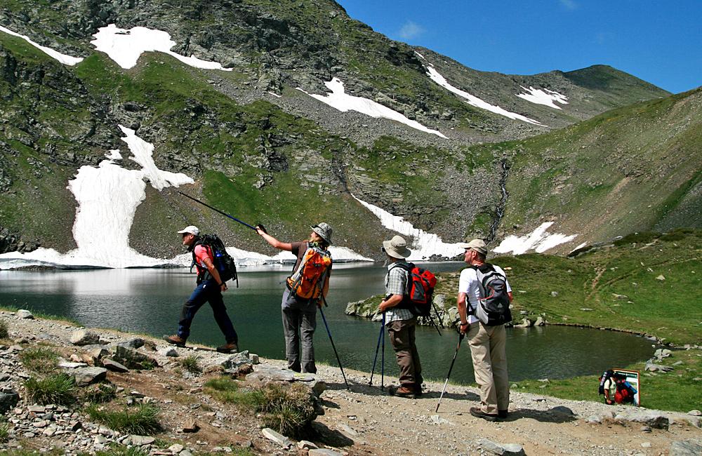 rila mountains hiking and trekking tours, bulgaria