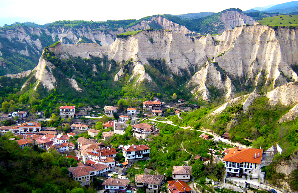 culture and history tours of bulgaria, melnik