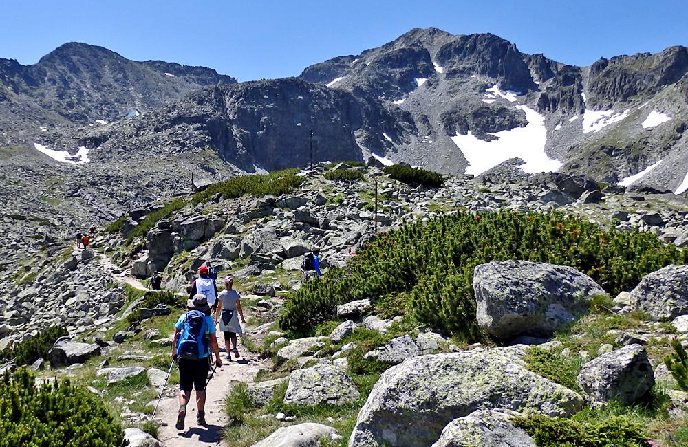 musala summit hiking tours, bulgaria