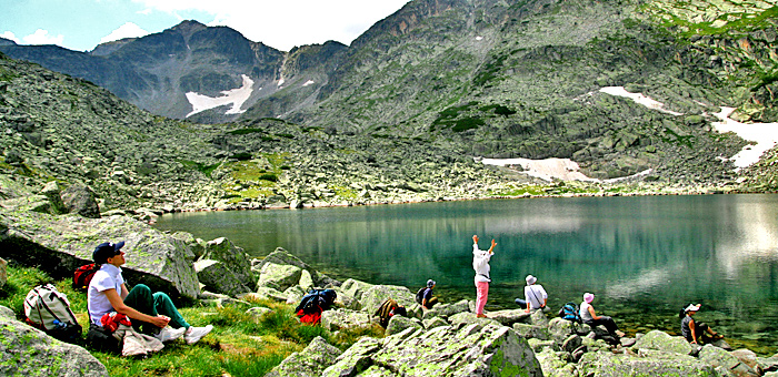 rila mountains hiking and musala peak climbing tours from sofia, bulgaria