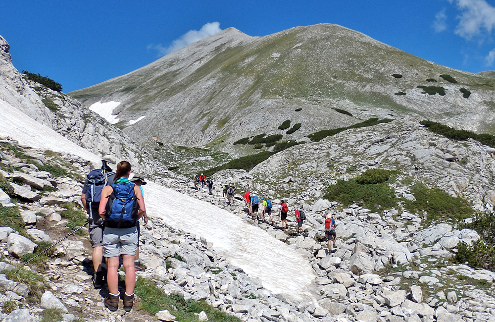 hiking and trekking tours in bulgaria