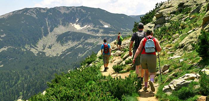 pirin mountains guided hiking tours, bulgaria