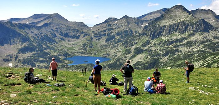 Peaks and lakes of the Pirin and Rila mountains (8 days)