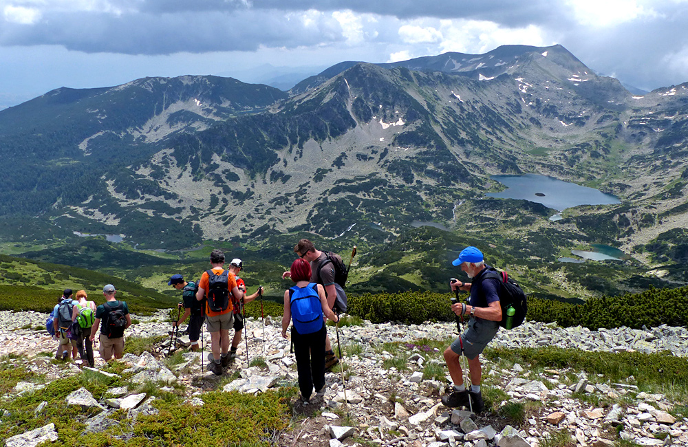 hiking and trekking tours in bulgaria, pirin mountains