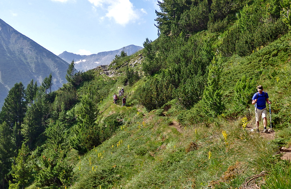 pirin mountains walking and hiking tours, bulgaria