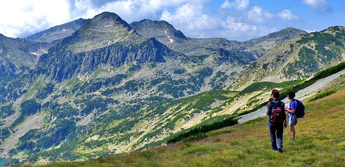 pirin mountains self-guided trekking tour in bulgaria