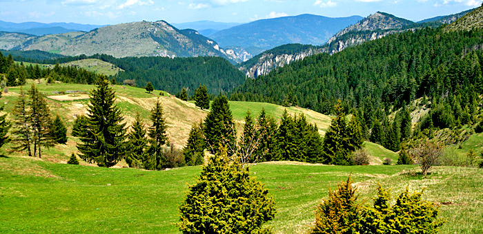 rhodopes and ril amountains self-guided walking and hiking tours, bulgaria