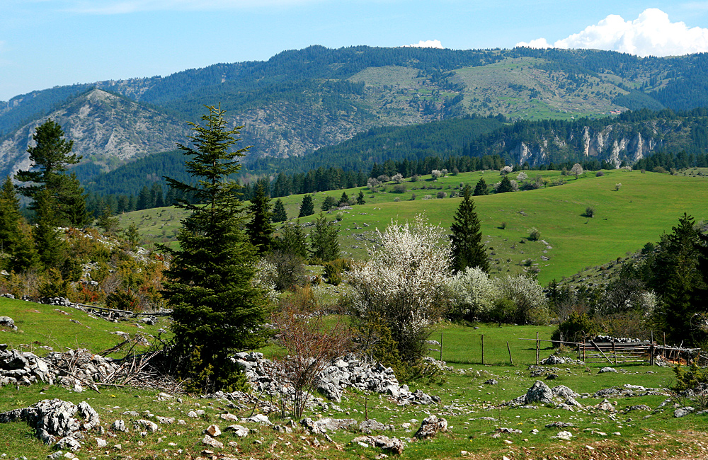 rhodope mountains hiking tour