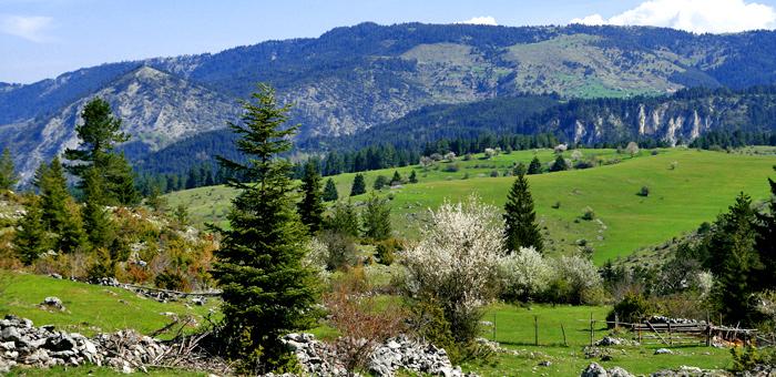 hiking tour of the rhodope mountains, bulgaria