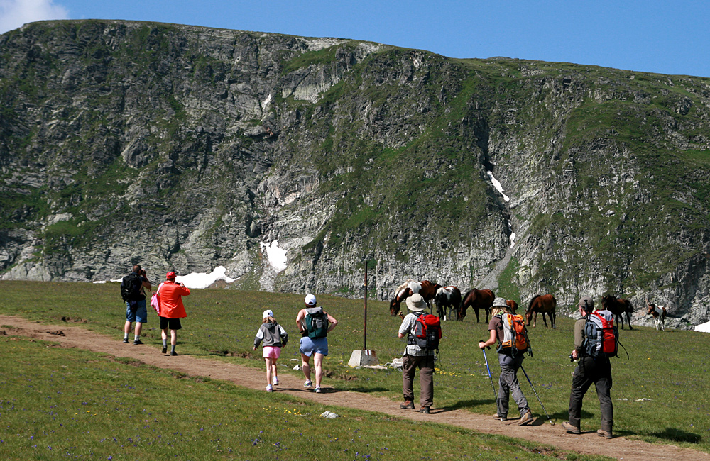 the seven rila lakes hiking tours, bulgaria