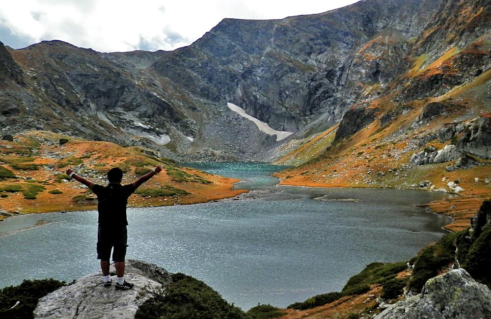 the seven rila lakes walking and hiking tours, bulgaria