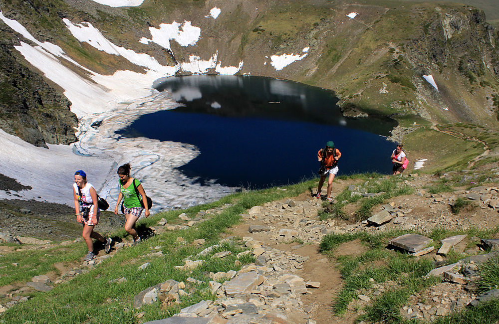 the seven rila lakes in rila mountains tours, bulgaria