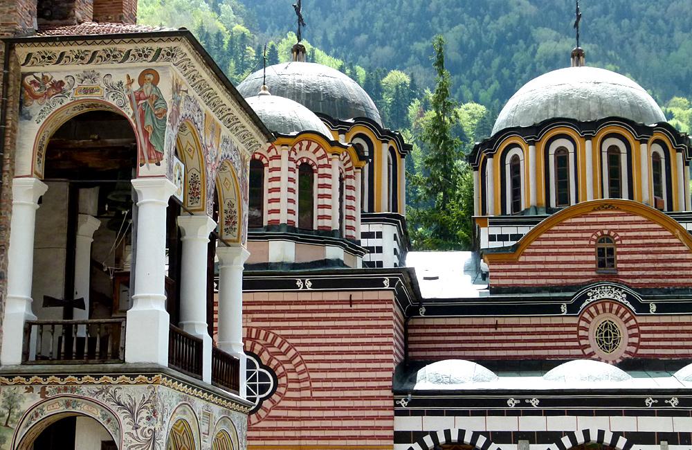 rila monastery tours, bulgaria