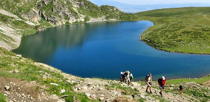 the seven rila lakes hiking tours from sofia, bulgaria