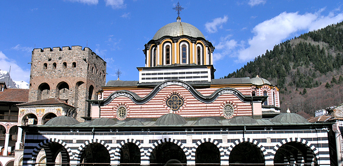 rila monastery, sightseeing culture and history tours in bulgaria