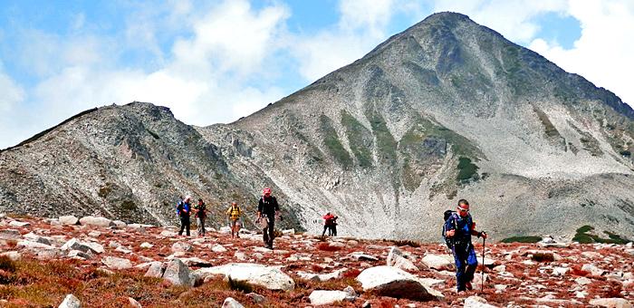 rila and pirin mountains guided trekking tours in bulgaria