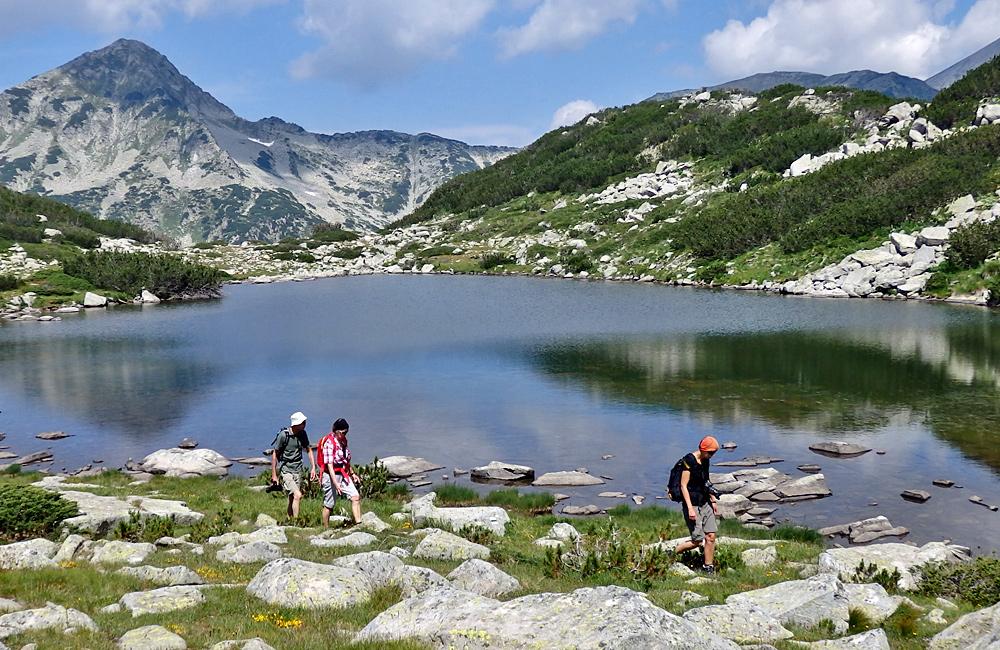 pirin mountains trekking excursions, bulgaria