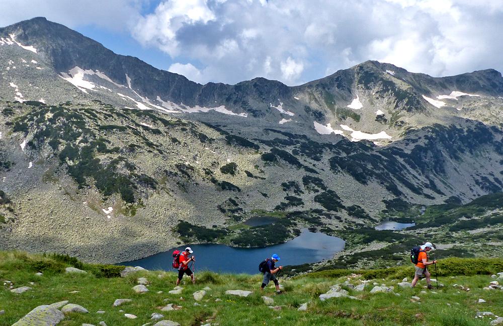 pirin mountains hiking and trekking tours, bulgaria