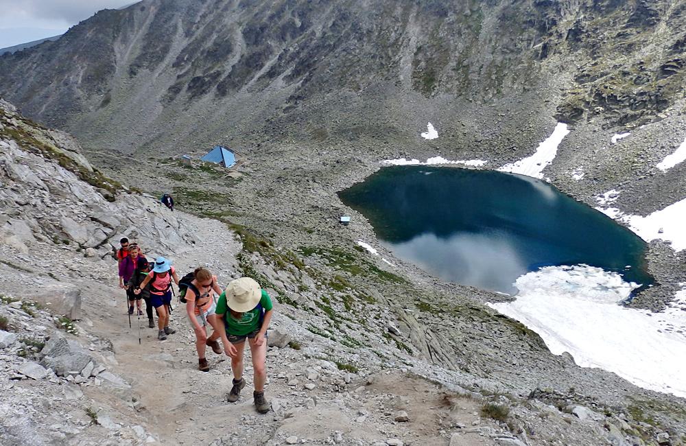musala summit hiking tours in rila mountains, bulgaria