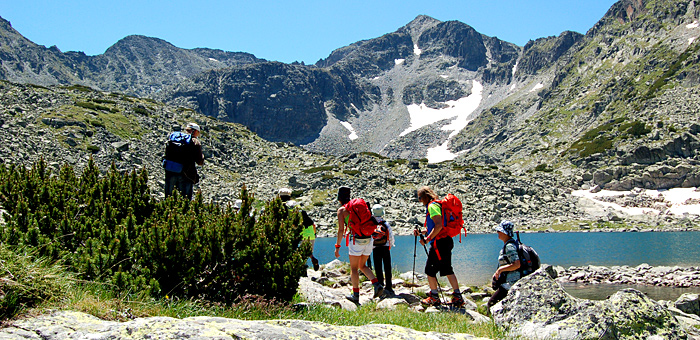 rila and pirin mountains self-guided hiking and trekking tours in bulgaria
