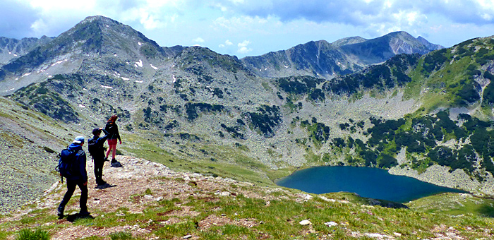 self-guided hiking and independent walking tours in bulgaria