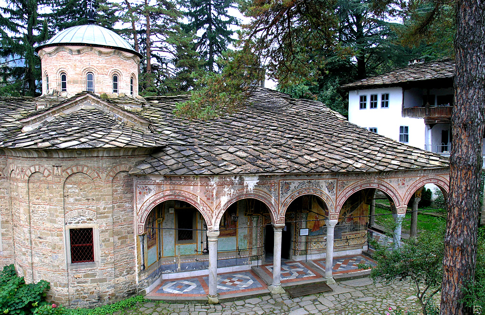 culture and history sightseeing tour of bulgaria, troyan monastery