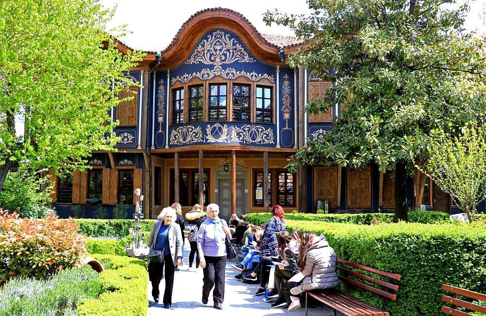 sightseeing culture and history tours in bulgaria, plovdiv