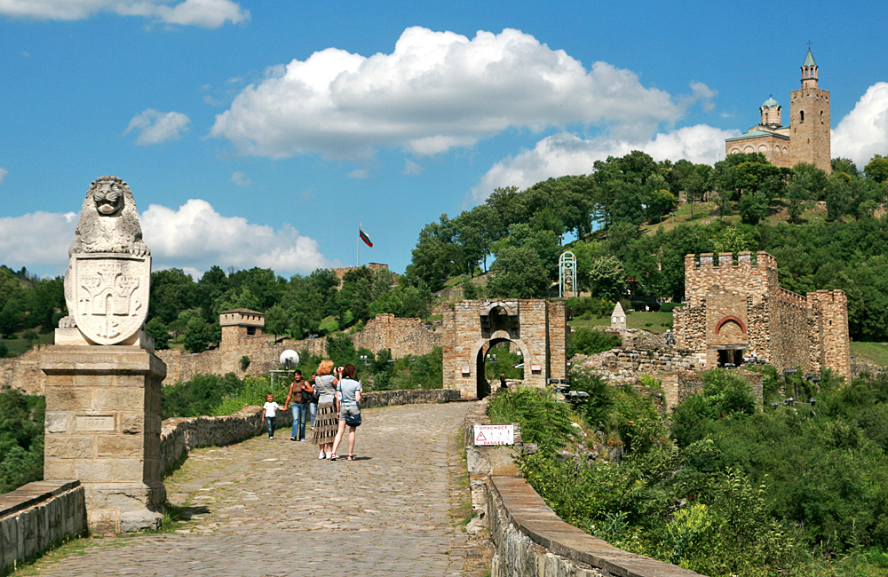 culture and history sightseeing tour of bulgaria, veliko tarnovo