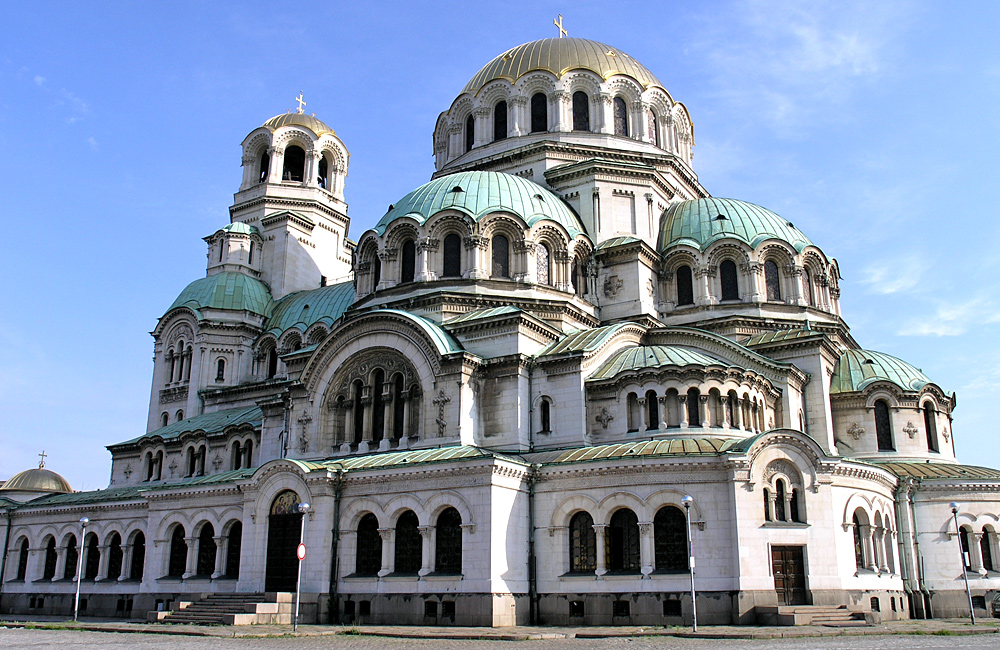 sightseeing tour of sofia, bulgaria