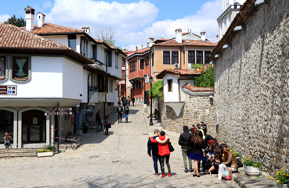 culture and history tours of bulgaria, plovdiv