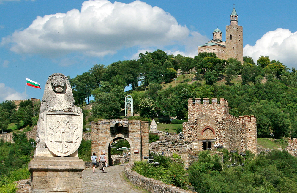 veliko tarnovo sightseeing excursion, bulgaria