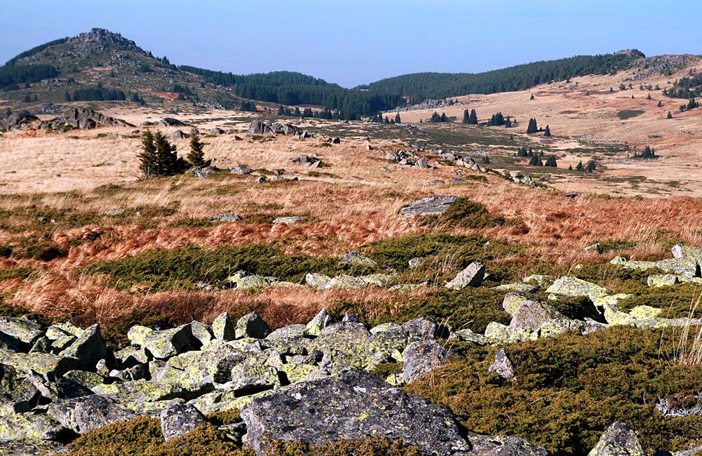 vitosha hiking tours, bulgaria