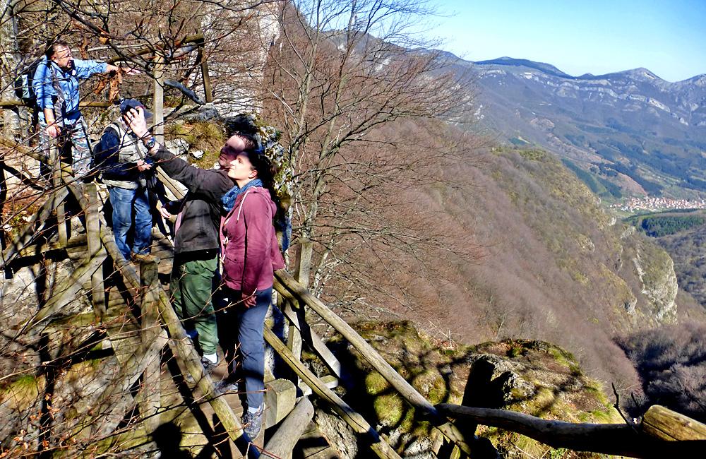 vratsa mountains and ledenika cave hiking tour, bulgaria