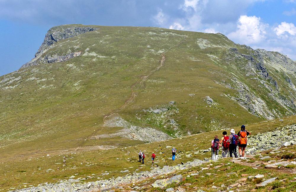 hiking tour in the rila mountains of bulgaria