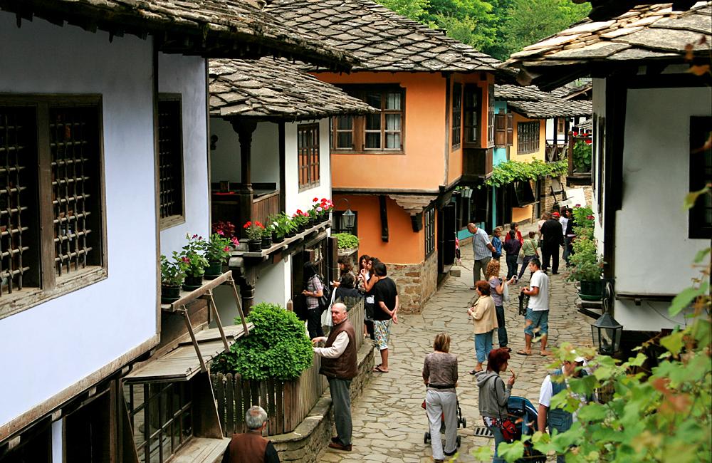 culture and history tour of bulgaria, etara open-air museum