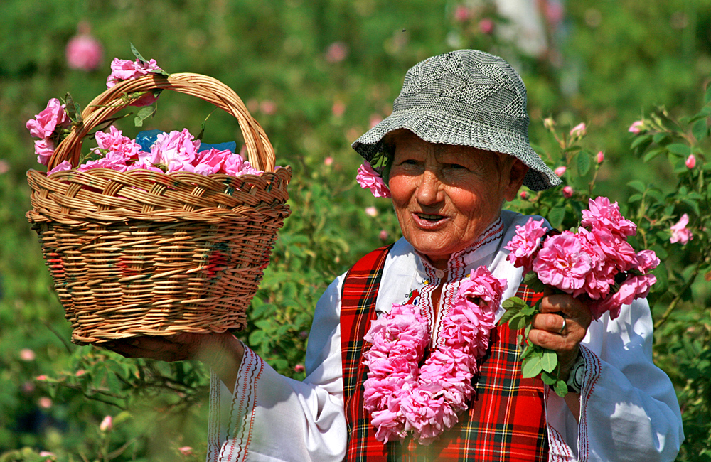culture and history tour of bulgaria, rose festival