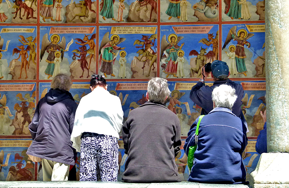 rila monastery sightseeing tour, bulgaria